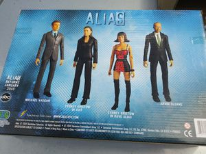 Alias series 1 collectable action figures for Sale in Coral Springs, FL