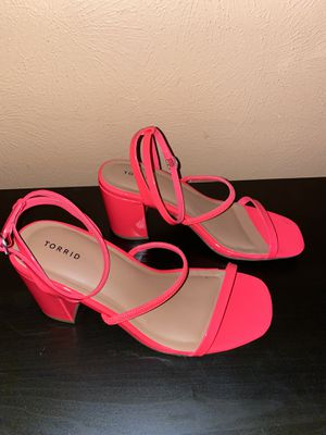 Size 11 Hot Pink Women's Heels for Sale in Dallas, TX