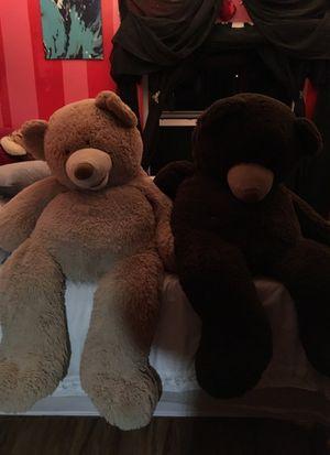 Big teddy bears for Sale in Palm Coast, FL