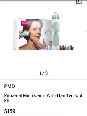 PMD personal microderm for Sale in OLD ORCHD BCH, ME