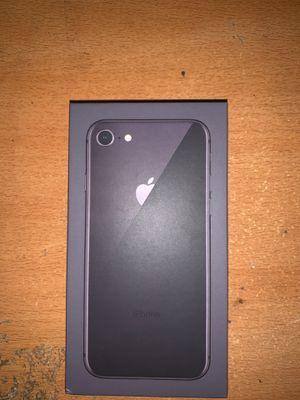 IPHONE 8 64GB (T-Mobile) (BRAND NEW) includes all original accessories for Sale in Herndon, VA