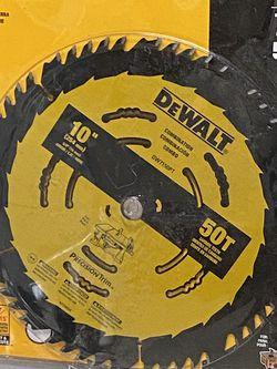 "10"" DeWalt Saw Blade for Sale in Lake Stevens,  WA"