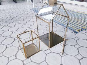2 terrace candle holder for Sale in Pembroke Park, FL