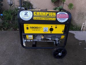 Generator for Sale in Fresno, CA