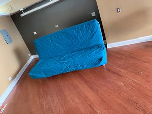 MUST GO TODAY: IKEA beddinge futon queen size for Sale in Chicago, IL
