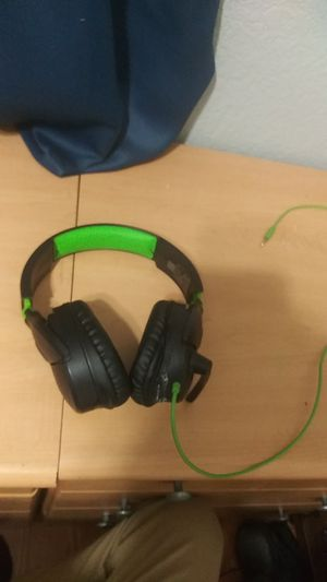 Turtle Beach Xbox One Headset for Sale in Lake Wales, FL