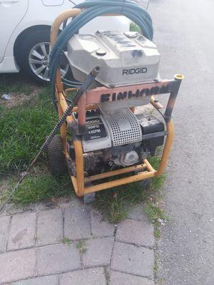Ridgid pressure washer 3800psi for Sale in Miami, FL