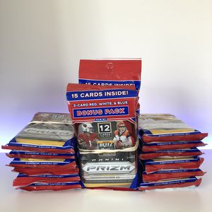 Panini Prizm Football Cello Fat Packs 2020 for Sale in Freehold, NJ
