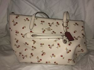 Limited edition COACH hobo with Cherries for Sale in Aurora, CO