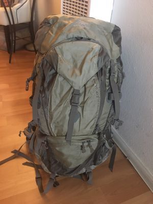 Backpacking Backpack-Gregory Deva 85 for Sale in Los Angeles, CA