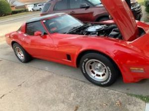 1981 Corvette for sale for Sale in Fort Worth, TX
