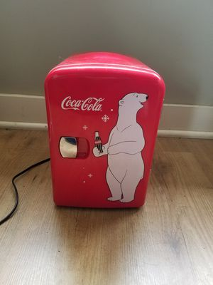 Coca Cola Koolatron Mini Refrigerator for Sale in Sanford, ME