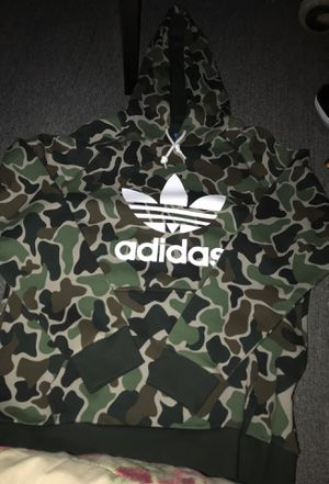 Adidas Sport Camo Hoodie for Sale in Pawtucket, RI