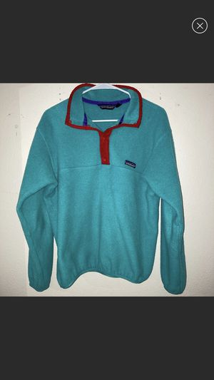 Patagonia Vintage Snap Pullover for Sale in Riverside, CA