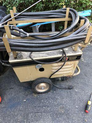 L$A electric pressure washer for Sale in Salem, MA