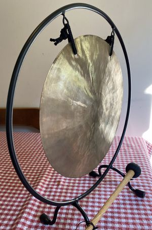 Woodstock Chimes Chinese Wind Gong for Sale in Fullerton, CA