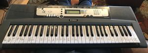 Lighted Yamaha learning keyboard First $70, gets it. Ez-200 for Sale in Falls Church, VA