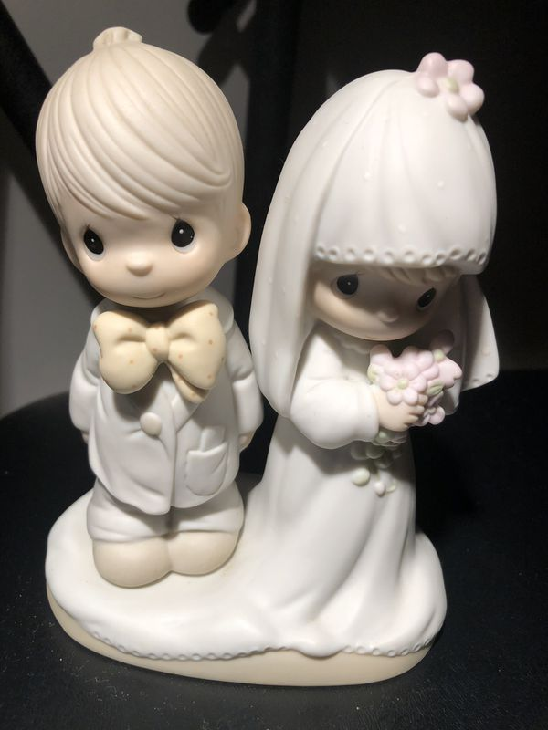 Precious Moments – Bride and Groom