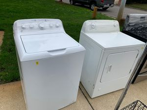 Washer and Dryer (gas) set for Sale in Virginia Beach, VA