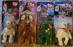 Rare Ronald McDonald beanie baby set for Sale in Avon Lake, OH