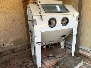 Central Pneumatic Blast Cabinet for Sale in Long Beach, CA