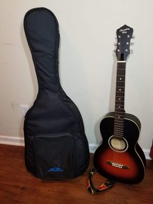 Recording King Accoustic Guitar for Sale in Tupelo, MS