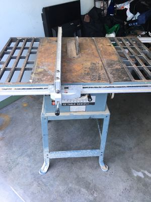 Table saw for Sale in Damascus, OR