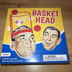 Basket Head Game (All Pieces Included) for Sale in Burrillville, RI
