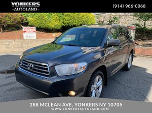 2010 Toyota Highlander for Sale in Yonkers, NY