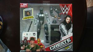 WWE ROMAN REIGNS ACTION FIGURE for Sale in Dallas, TX