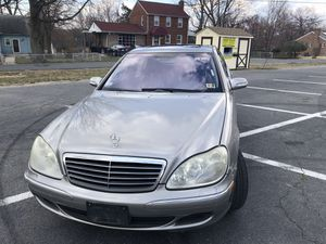 Mercedes Benz S-430 AWD for Sale in Washington, DC