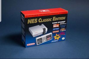 BRAND NEW IN BOX NES CLASSIC EDITION!!! for Sale in Queens, NY