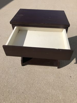 Small wooden shelf and drawer/bookshelf for Sale in Colorado Springs, CO