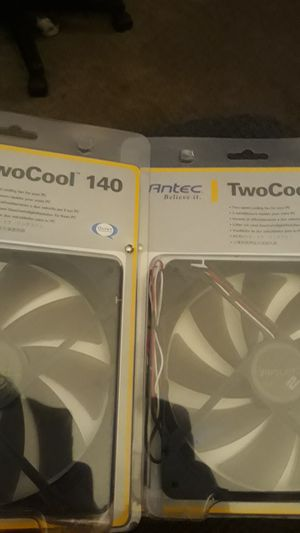 2 Antec TwoCool 140 for Sale in Warner Robins, GA