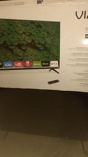 50 inch Vizio 4K ULTRA HD SMART TV for Sale in Phoenix, AZ