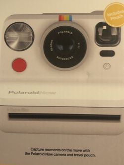 POLAROID CAMERA with pouch for Sale in Mesa,  AZ