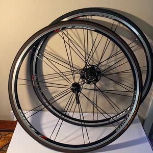 Bontrager 10 Speed Wheelset With Tires for Sale in Largo, FL