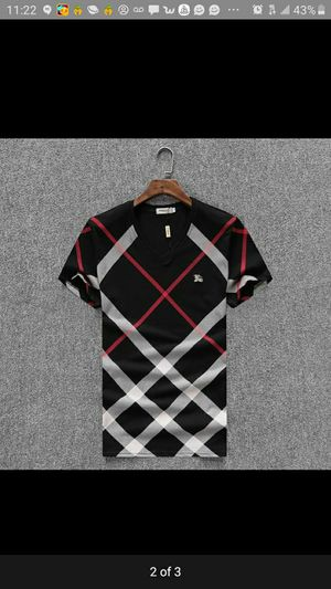 Burberry tshirt for Sale in Baltimore, MD