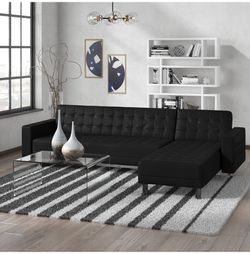 reversible sleeper sectional for Sale in Hazelwood,  MO