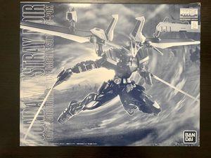 P-Bandai MG 1/100 Gundam Astray Noir for Sale in Santa Ana, CA