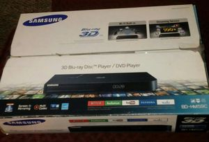 3D Blu-ray discs player DVD player for Sale in Fresno, CA