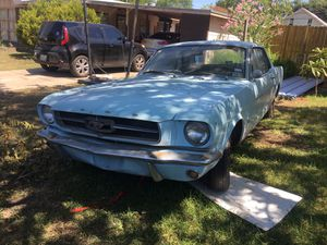 1965 Ford Mustang for Sale in San Antonio, TX