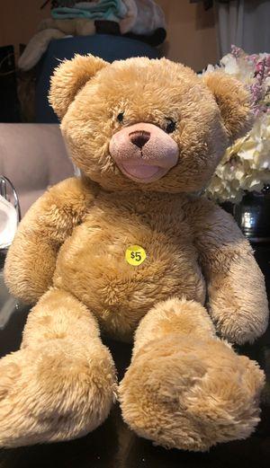 Build a bear teddy bear. for Sale in Chicago, IL