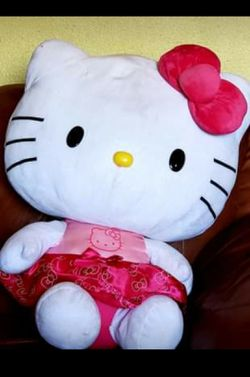 Giant Hello Kitty plush doll for Sale in Salinas,  CA