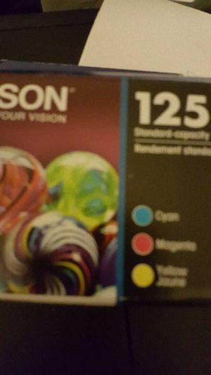 Epson Printer Color Catridges for Sale in Fairfax, VA