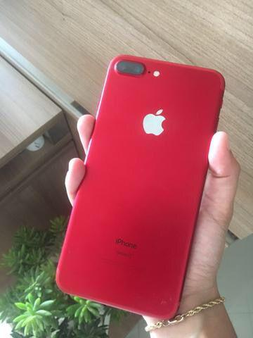 iPhone 7s Plus red desbloqueado