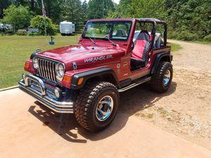 2000 Jeep Wrangler TJ for Sale in Gainesville, GA