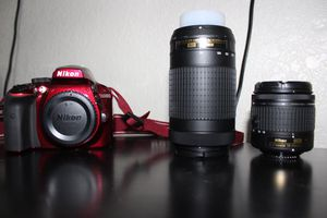 Nikon D3400 for Sale in San Antonio, TX