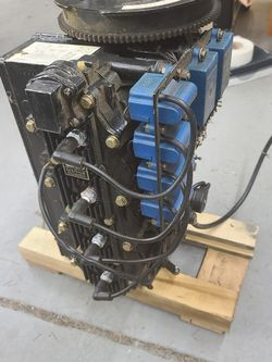 120HP US Marine Outboard Engine Block w/Coil Pack, Starter, Rebuilt for Sale in Covington,  WA