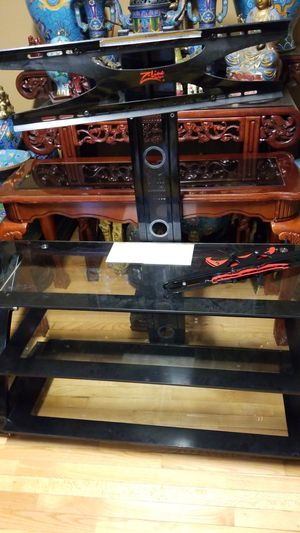 TV stand with mount for Sale in Kent, WA